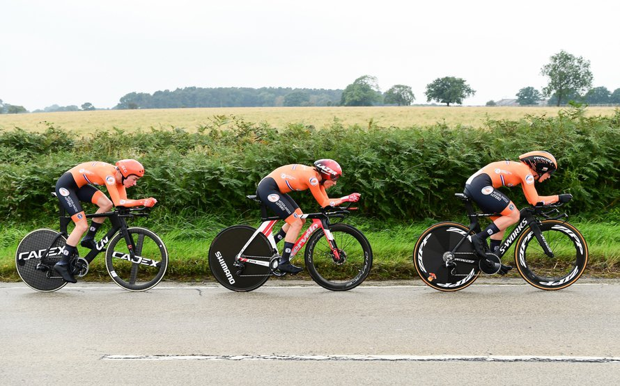 Team Time Trial Mixed Relay