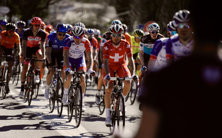 The Swiss Road Championships in the run-up to the 2020 UCI Road World Championships in Aigle-Martigny